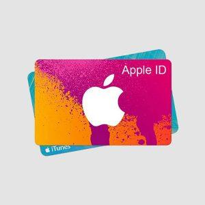 فروش اپل آی دی