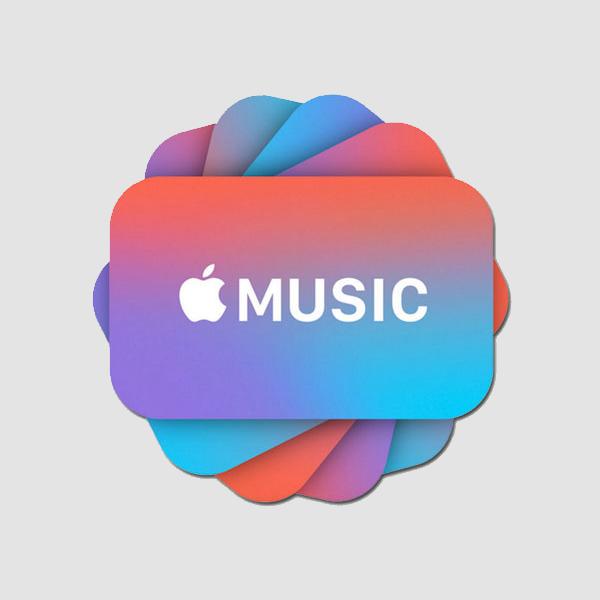 فروش اشتراک اپل موزیک